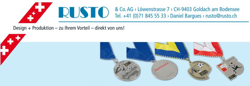 RUSTO & CO. AG