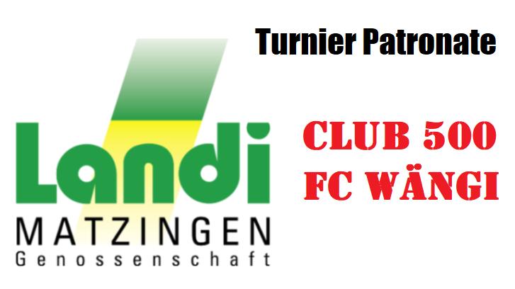 FC Wängi - 13. Junioren Chlausturnier